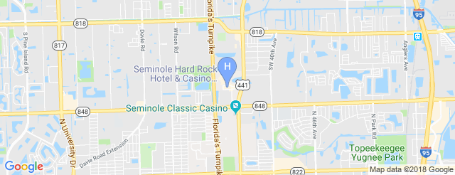 Hard Rock Live At The Seminole Hard Rock Hotel & Casino
